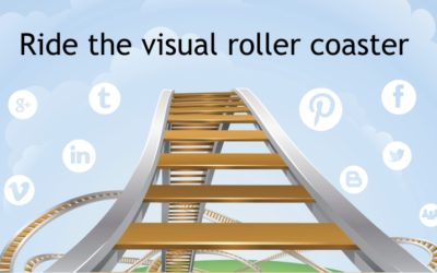 Ride the visual roller coaster