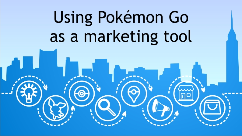 Can I use Pokémon Go to market my shop / museum? - Concise